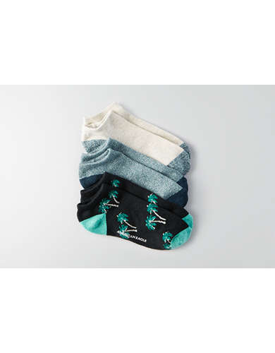 AEO Low-Cut Socks 3-Pack - Buy One Get One 50% Off