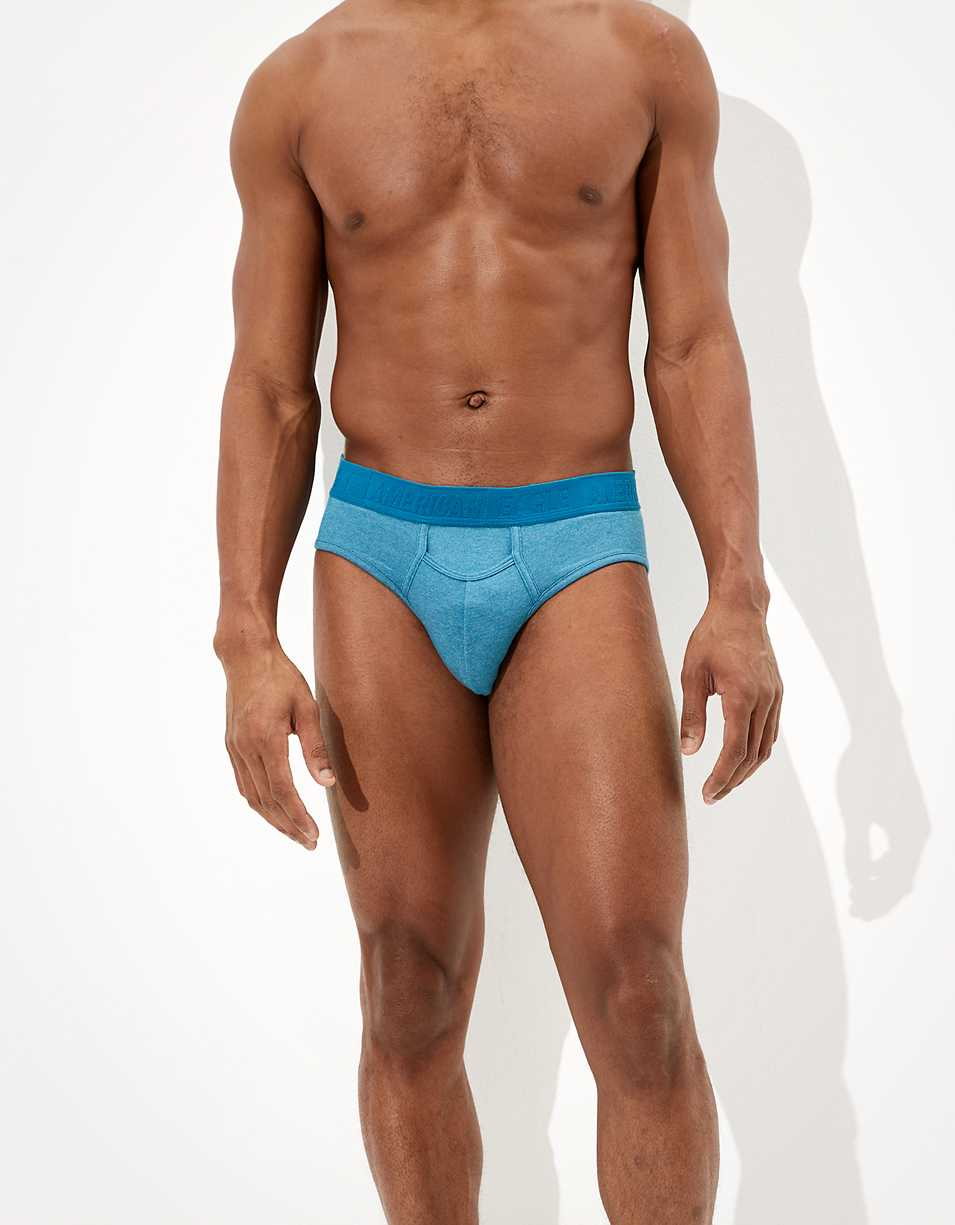 AEO Horizontal Fly Ultra Soft Boxer Brief