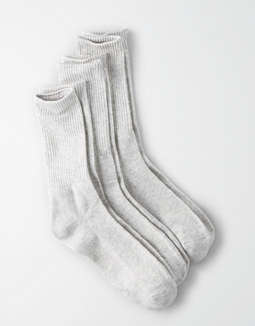 Ae Sports Sock 3 Pack by American Eagle Outfitters