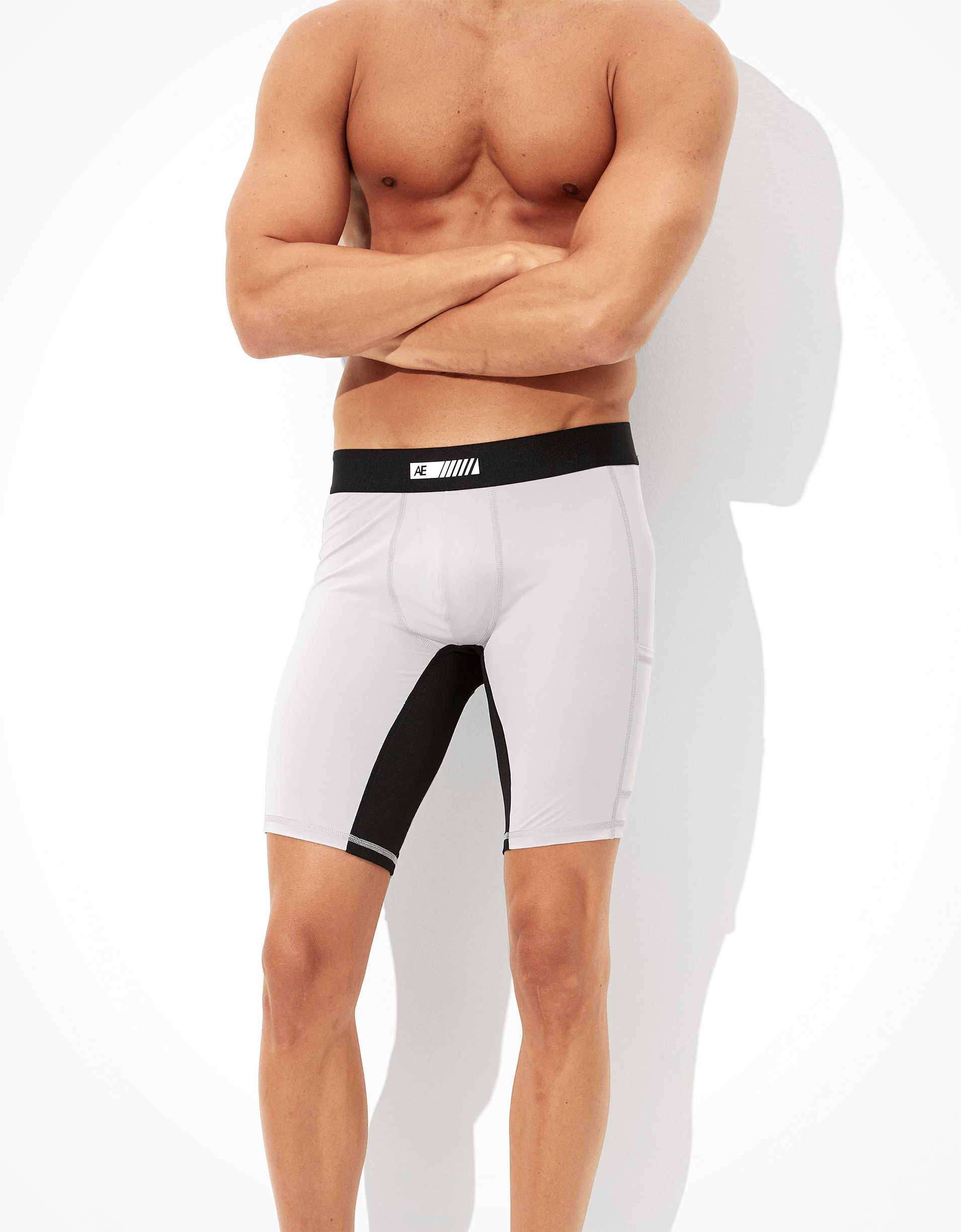 "AEO 9"" Compression Boxer Brief"
