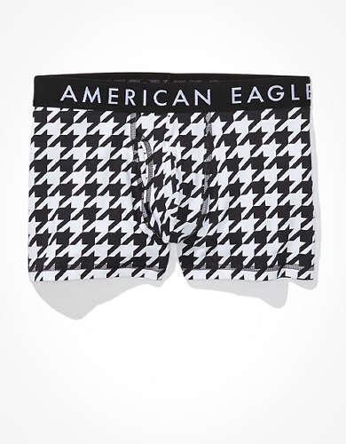 "NWOT American Eagle Men/'s  AEO 3/"" Classic Flex Trunk Underwear SIZE M"