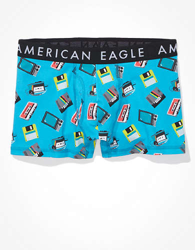 "AEO Vintage Icons 3"" Classic Trunk Underwear"