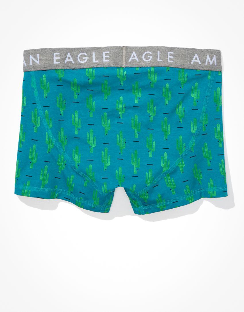 """AEO Cacti 3"""" Classic Trunk Underwear"""