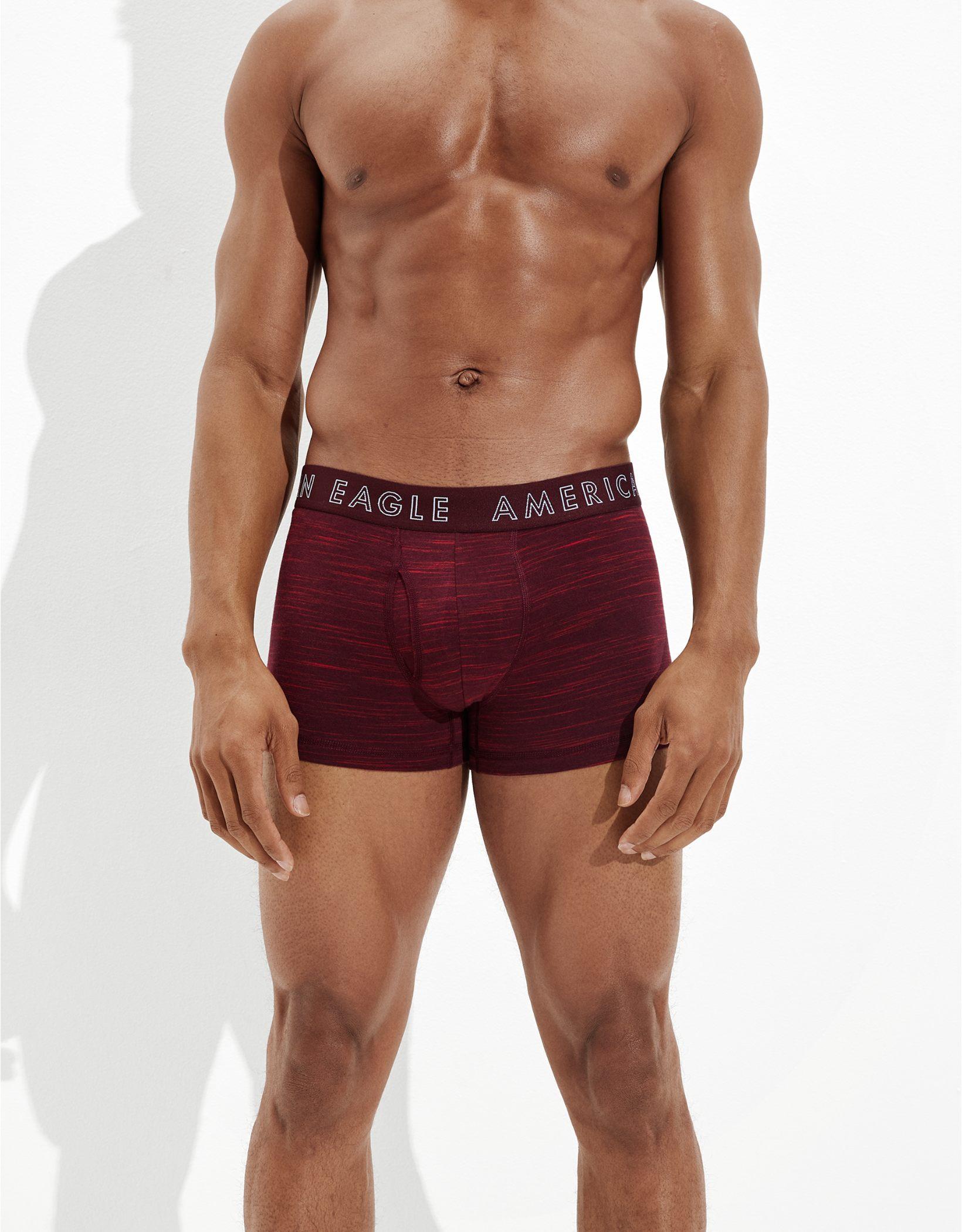 "AEO Space Dye 3"" Classic Trunk Underwear"