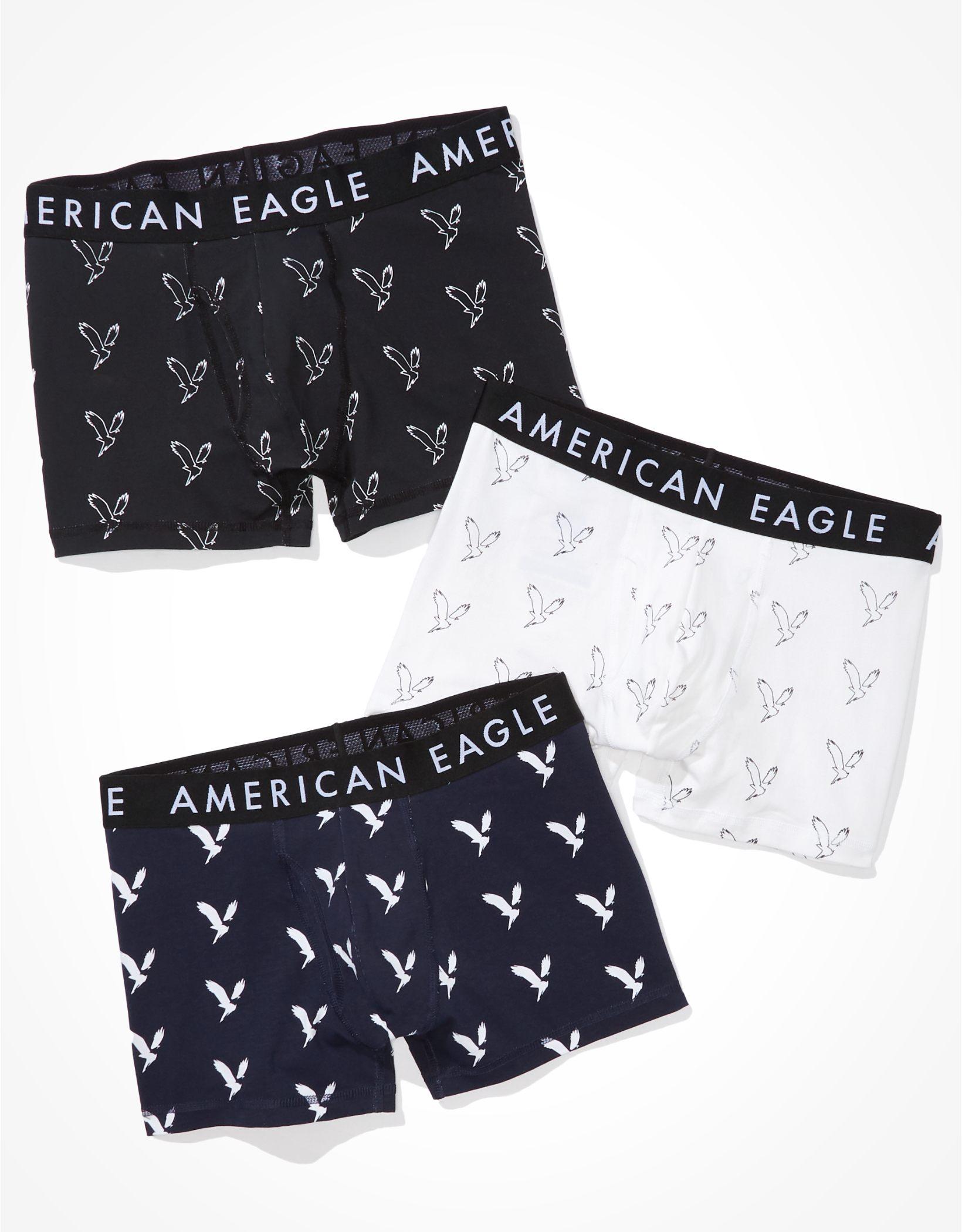 """AEO 3"""" Classic Trunk Underwear 3-Pack"""