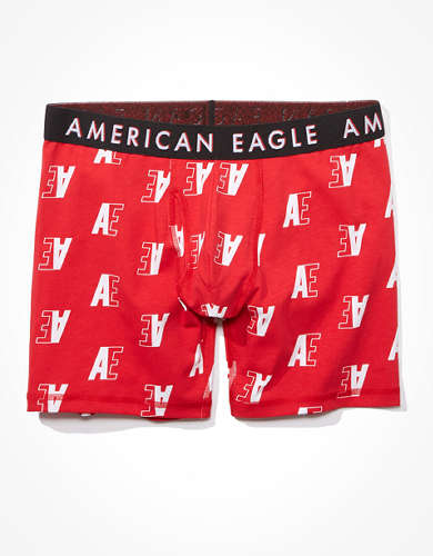 "AEO Graphic 6"" Classic Boxer Brief"