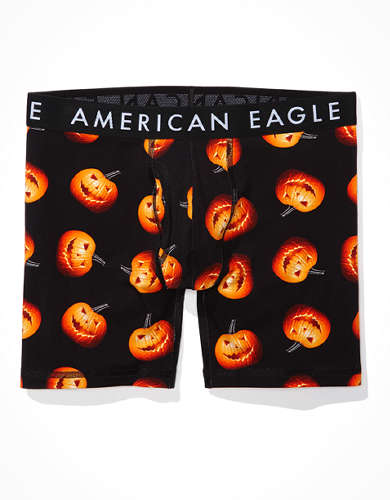 "AEO Pumpkin 6"" Classic Boxer Brief"