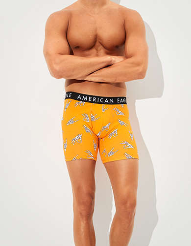 "AEO Skull Hands 6"" Classic Boxer Brief"