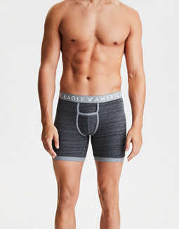 "AEO 6"" Horizontal Fly Boxer Brief"