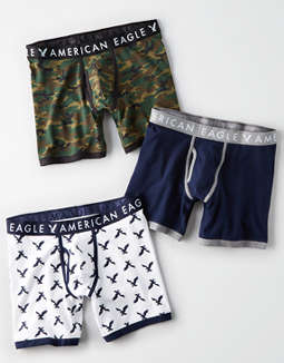 "AE 6"" Boxer Brief 3-Pack"
