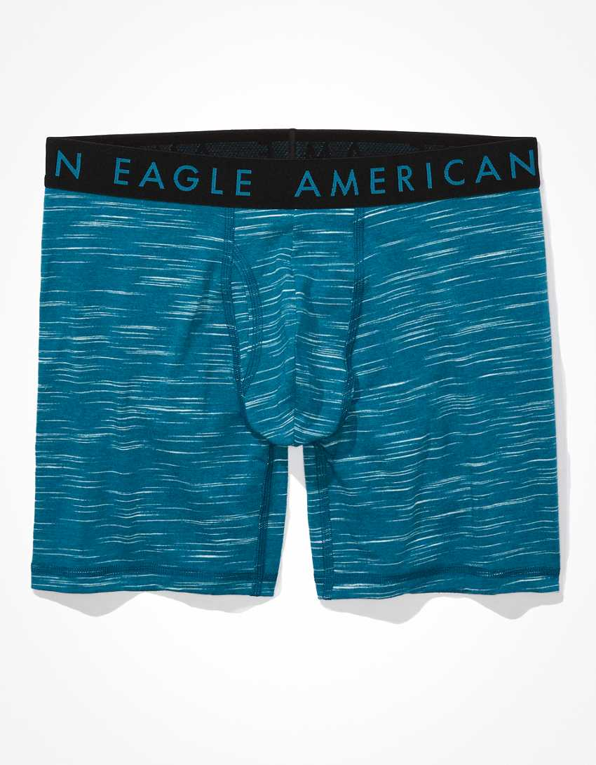 """AEO Space Dye 6"""" Classic Boxer Brief"""