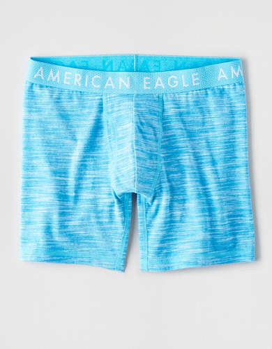"AEO Space Dye 6"" Classic Boxer Brief"