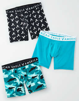 "AEO 6"" Boxer Brief 3-Pack"