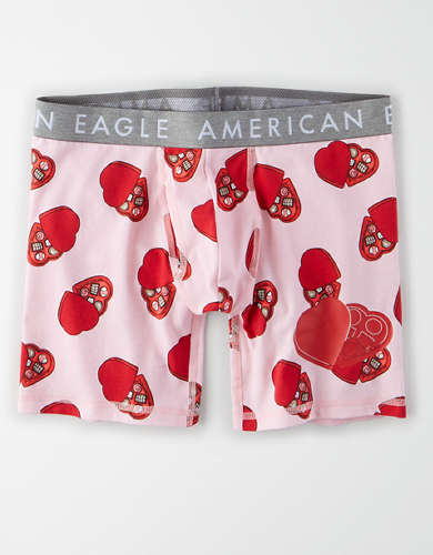 "AEO Holiday Scratch + Sniff 6"" Classic Boxer Brief"