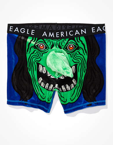 "AEO Witch Nose 6"" Classic Boxer Brief"