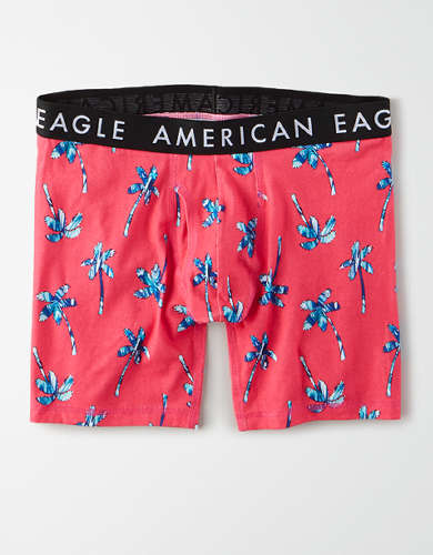 "AEO Palms 6"" Classic Boxer Brief"