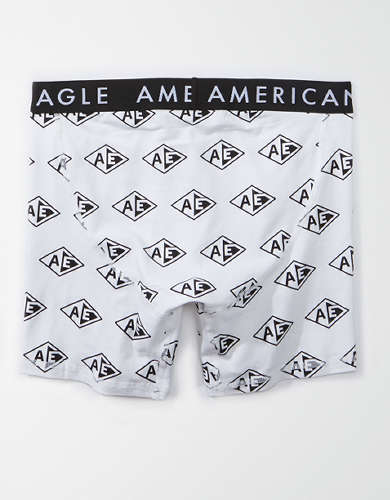 "AEO Diamond Logo 6"" Classic Boxer Brief"