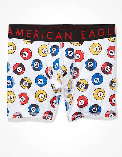 "AEO Pool Balls 6"" Flex Boxer Brief"