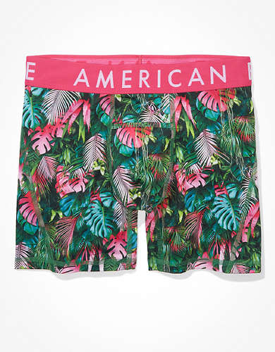 "AEO Ferns 6"" Horizontal Fly Boxer Brief"