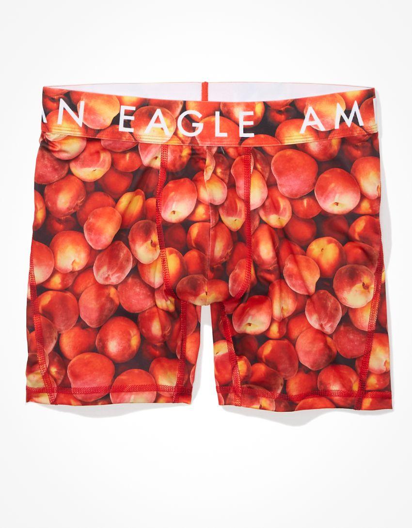 """AEO Peaches 6"""" Flex Boxer Brief"""