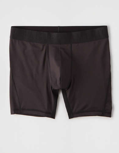 "AEO Space Dye 6"" Flex Boxer Brief"