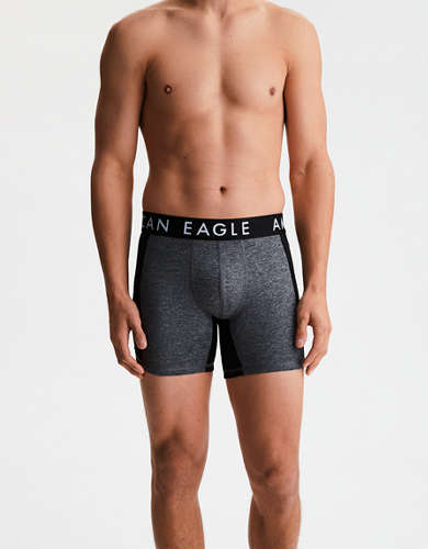 "AEO Cationic 6"" Flex Boxer Brief"