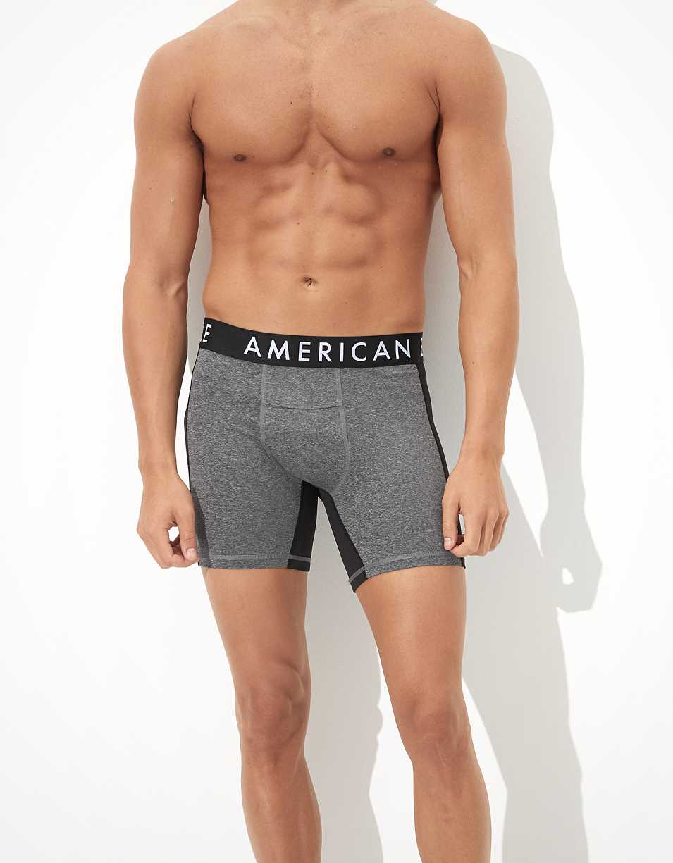 "AEO 6"" Horizontal Fly Flex Boxer Brief"