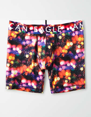 "AEO Dot Lights 6"" Flex Boxer Brief"