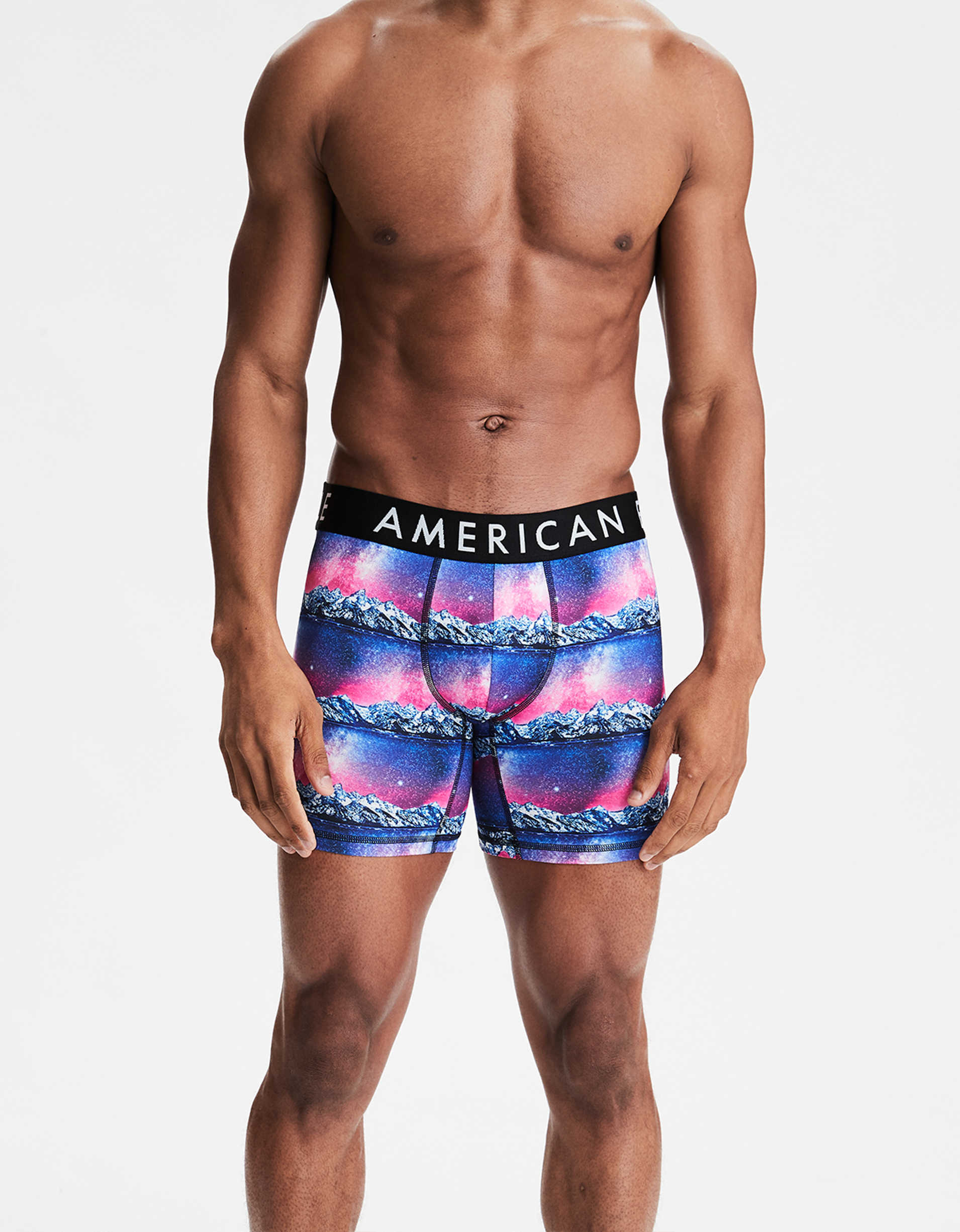 "AEO Galaxy 6"" Flex Boxer Brief"