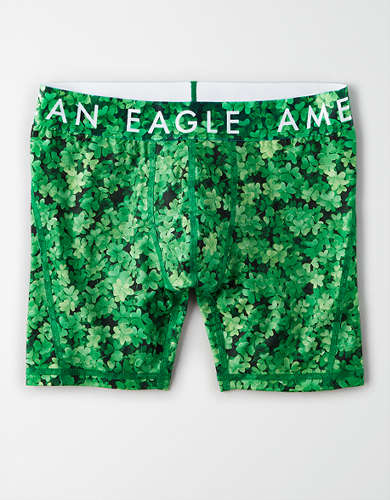 "AEO Clover 6"" Flex Boxer Brief"