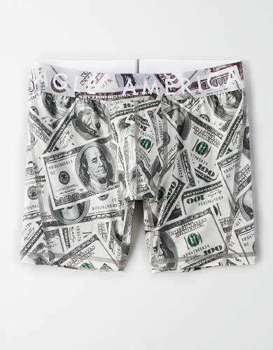 "AEO Money 6"" Flex Boxer Brief"