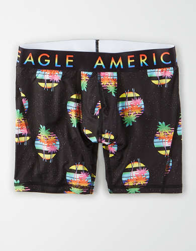 "AEO Palm 6"" Flex Boxer Brief"