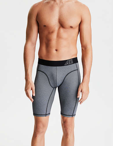 "AEO Ultra Soft 9"" Flex Boxer Brief"