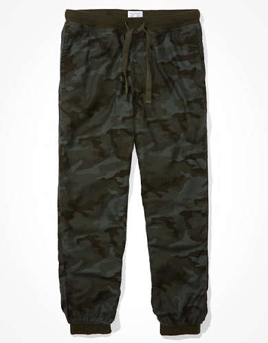 AE Camo Flannel Pant