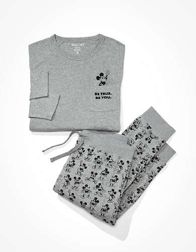 Disney X AE  Mickey PJ Set
