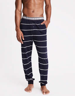 Ae Cuffed Lounge Pant by American Eagle Outfitters