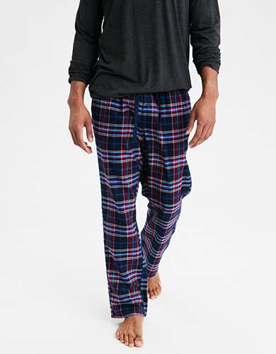 AEO Plaid Flannel Pant