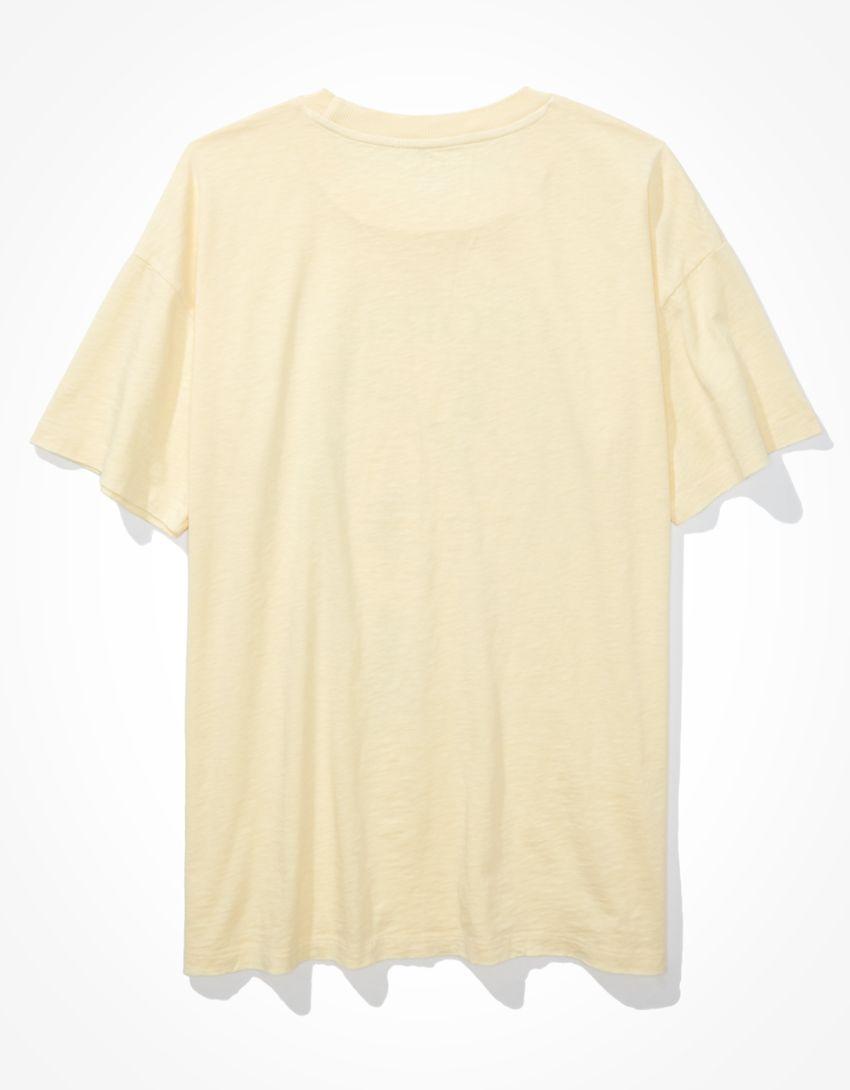 AE Oversized Tropics Graphic T-Shirt