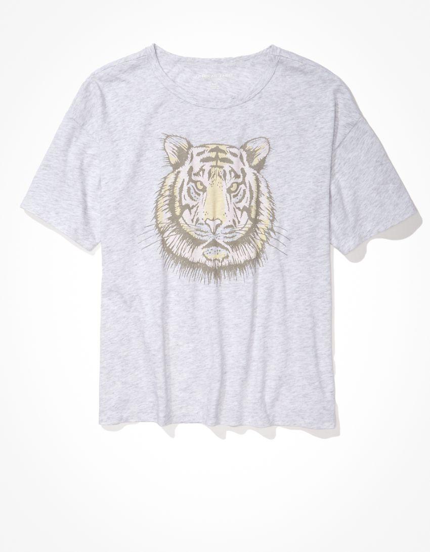 AE Tiger Graphic T-Shirt