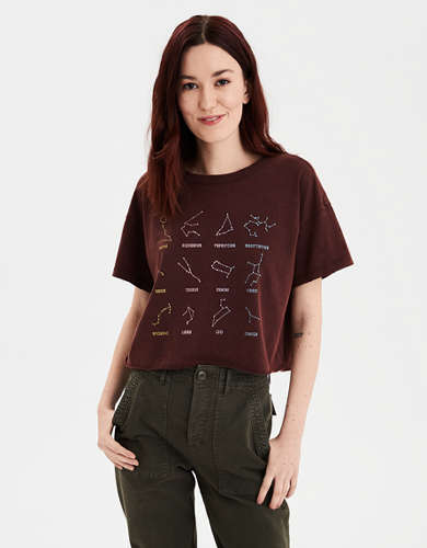 AE Horoscope Graphic T-Shirt