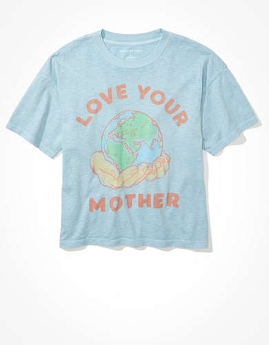 AE Love Your Mother Graphic T-Shirt