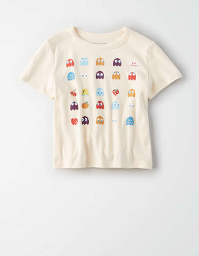 AE Pacman Graphic Baby T-Shirt