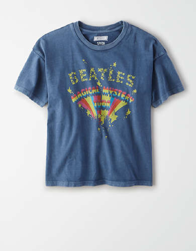 AE The Beatles Graphic T-Shirt