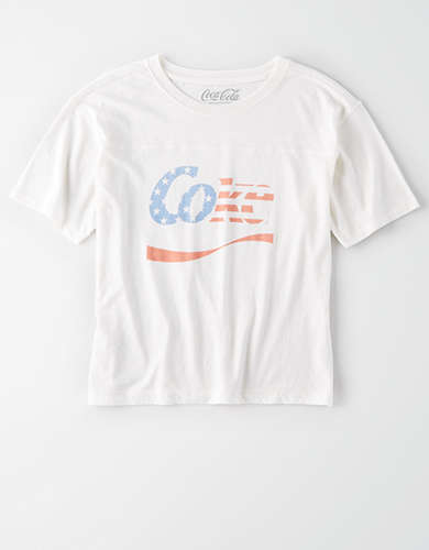 AE Vintage Coke Graphic T-Shirt
