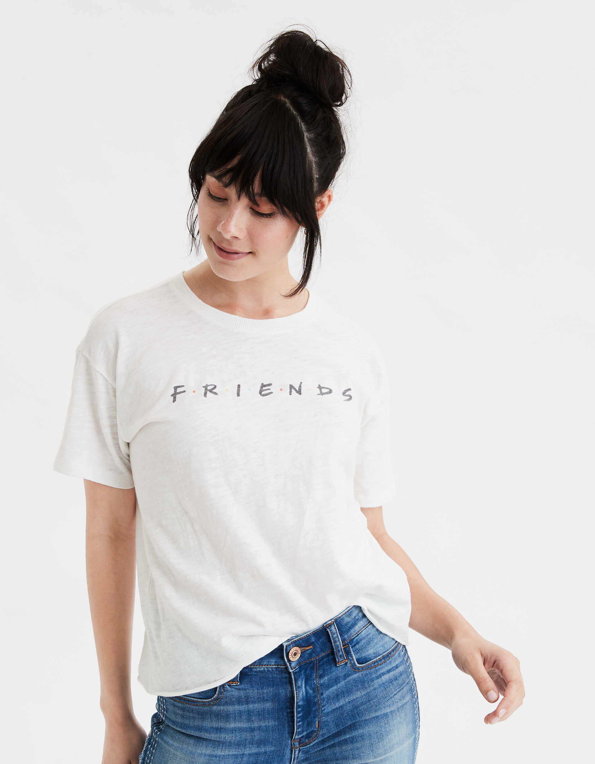 AE Friends Graphic T-Shirt