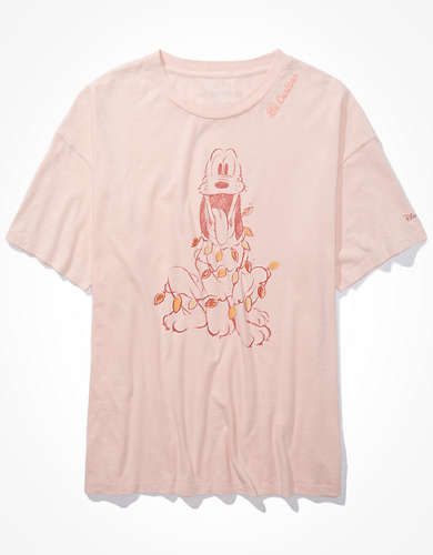 Disney X AE Oversized Graphic T-Shirt