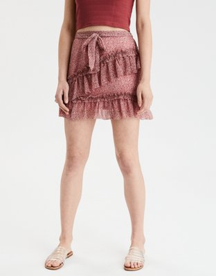 Ae High Waisted Mini Skirt by American Eagle Outfitters