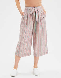 AE High-Waisted Pleated Pant
