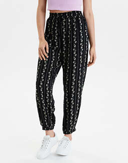 AE High-Waisted Jogger Pants