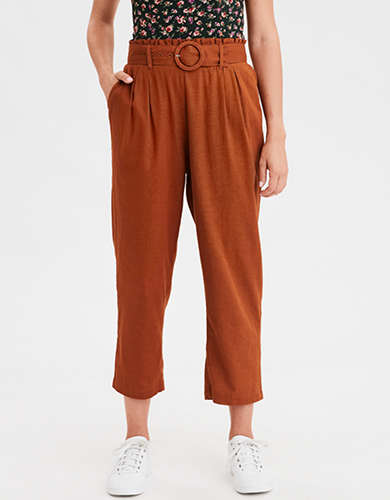 AE High-Waisted Tapered Leg Pant